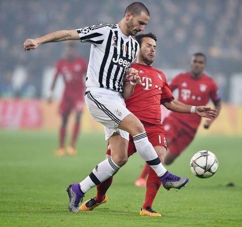 Juve Bayern