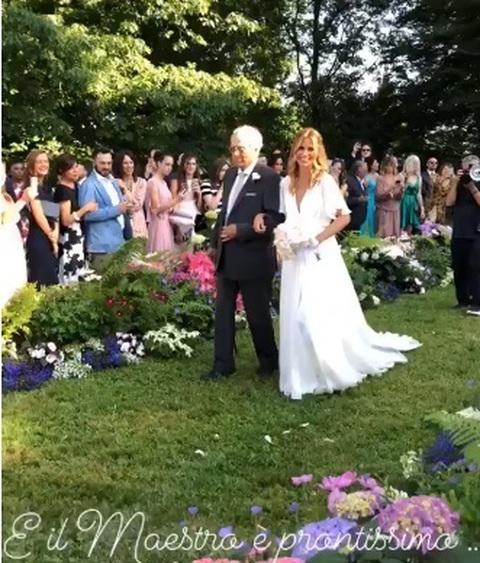 Matrimonio Filippa Lagerback : Matrimonio di daniele bossari e filippa lagerback le foto