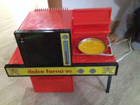 I giocattoli anni 80 90 - Dolce forno gioco ...