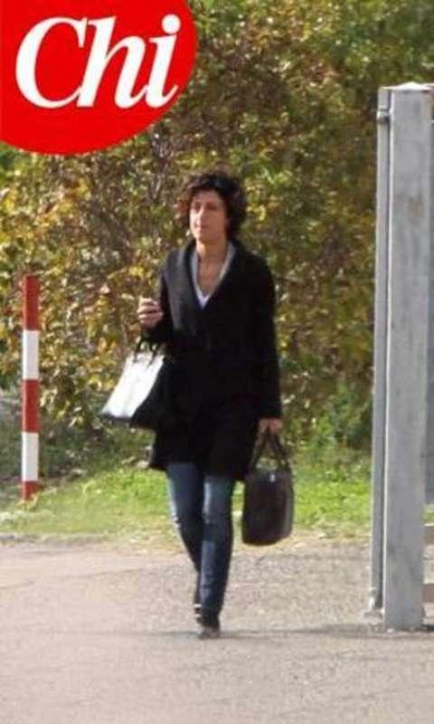Agnese landini moglie di renzi torna a scuola foto di for Landini cucine ginevra