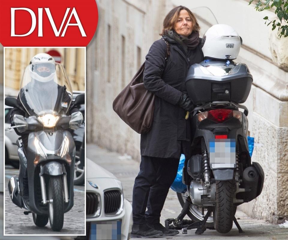 Emanuela mauro moglie del premier paolo gentiloni viaggia for Diva e donne