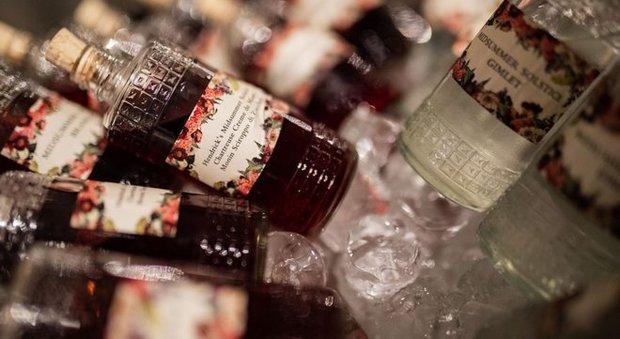 Incontri bottiglie di gin caso